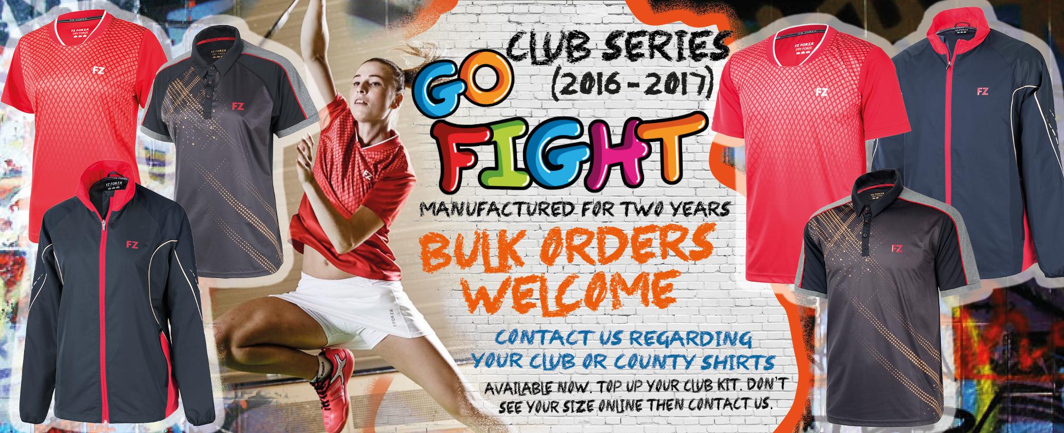 Go Fight - Club Series