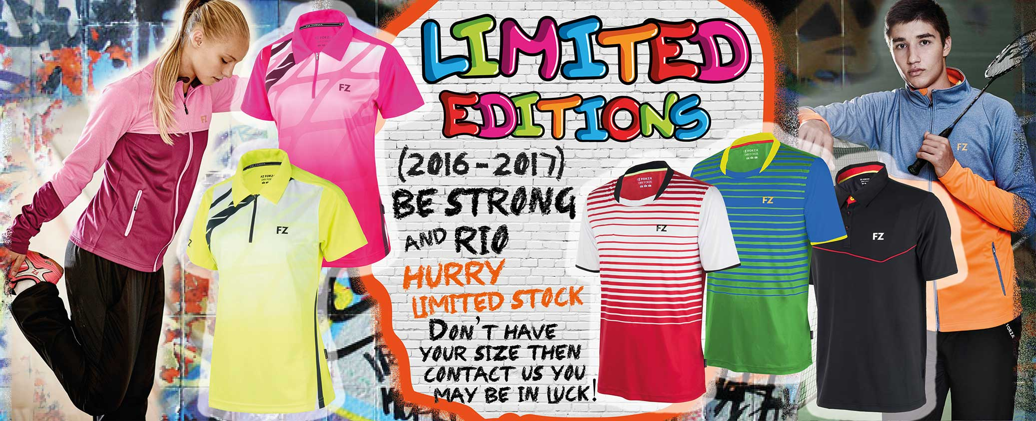 Limited Edition - 2016-2017